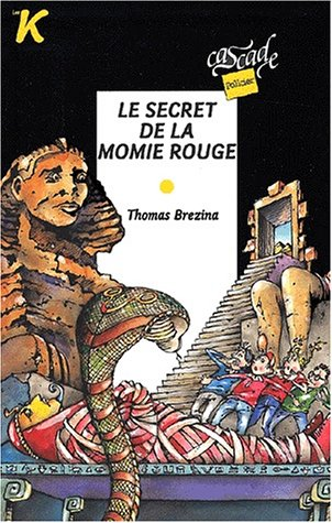 9782700227581: Le secret de la momie rouge