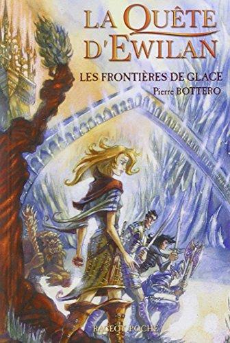 9782700231915: Les Frontieres De Glace (Rageot poche)