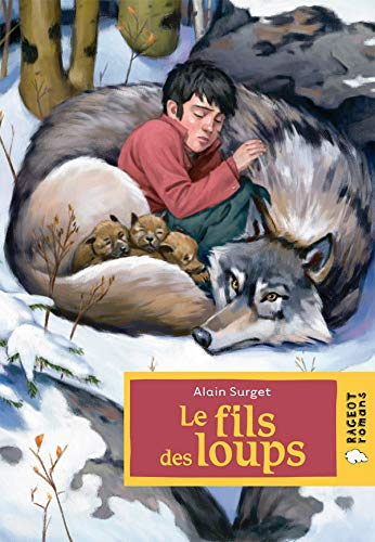 9782700233605: Le fils des loups (French Edition)