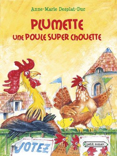 9782700234848: Plumette, une poule super chouette