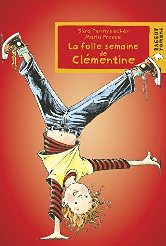 9782700238136: La folle semaine de Clementine