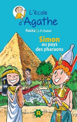 SIMON AU PAYS DES PHARAONS: PAKITA