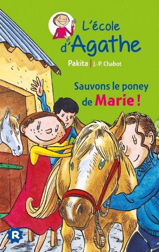 9782700245929: Sauvons le poney de Marie