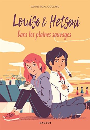 9782700255621: Louise et Hetseni - Dans les plaines sauvages