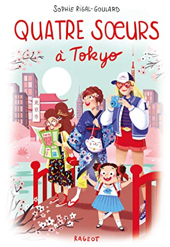 9782700276602: Quatre soeurs à Tokyo