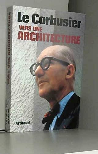 9782700301885: Vers une architecture
