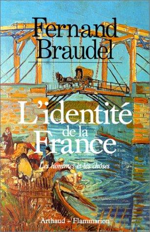 9782700304121: L'IDENTITE DE LA FRANCE