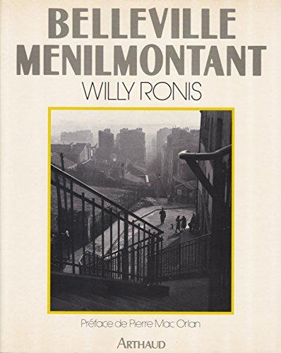 9782700304862: Belleville-Ménilmontant (French Edition)