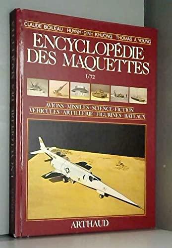 9782700305074: Encyclop�die des maquettes, 1/72