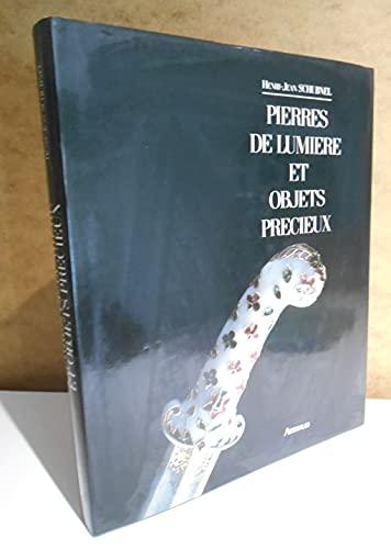 9782700306323: Pierres de lumiere et objets precieux
