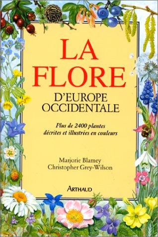 9782700308679: La flore d'Europe occidentale