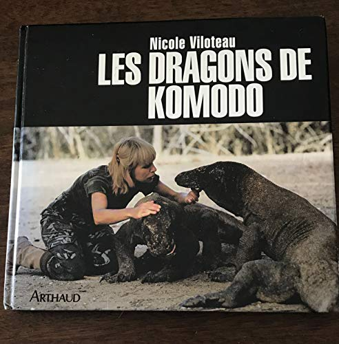 9782700309980: Dragons de komodo (Les) (ARTHAUD (A))