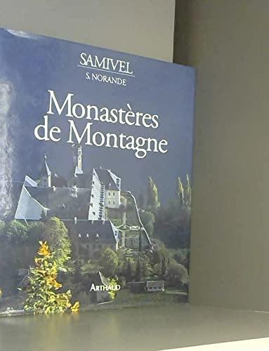 9782700310184: Monastères de Montagne