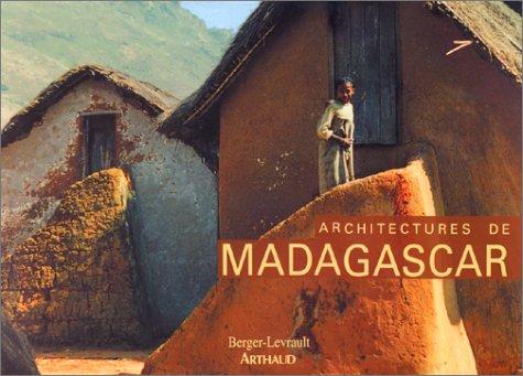 9782700311693: ARCHITECTURES DE MADAGASCAR