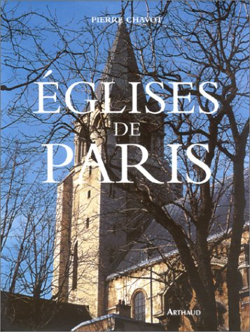 9782700313208: Eglises de Paris