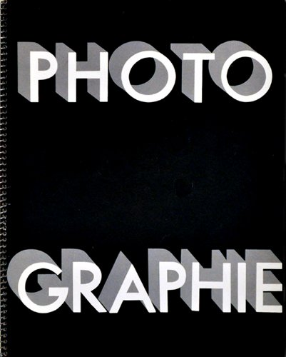 ARTS ET MÉTIERS GRAPHIQUES N°16. PHOTOGRAPHIE.: ARTS ET MÉTIERS