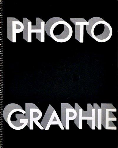 9782700400366: Photographie 1930: Arts et Metiers Graphiques Paris 16.