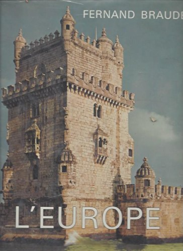 9782700400397: L'Europe (French Edition)