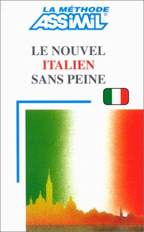 9782700501001: Le Nouvel Italien Sans Peine