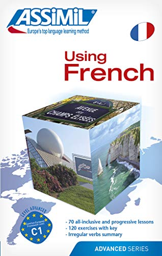 9782700501094: Using French: (le francais en pratique) (Day by Day Method Assimil)