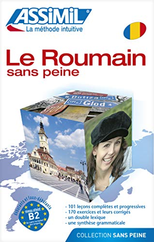 9782700501452: Assimil Le Roumain Sans Peine livre - learn Romanian for French speakers (French Edition)