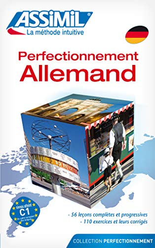 9782700501612: Assimil German: Perfectionnement Allemand Book (German Edition)