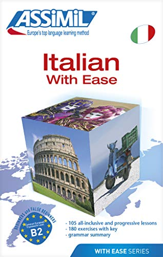 9782700501643: Italian with ease (Senza sforzo)