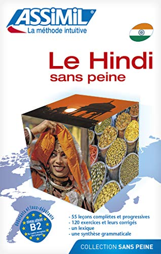 9782700501728: Hindi sans Peine Livre - Hindi for French speakers - book (Hindi Edition)