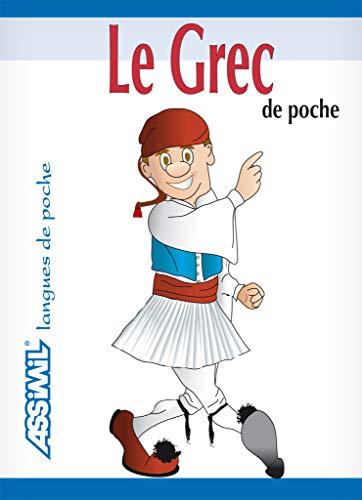 9782700502244: Le Grec de Poche ; Guide de conversation