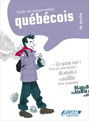 9782700502305: Le Qubcois de Poche ; Guide de conversation