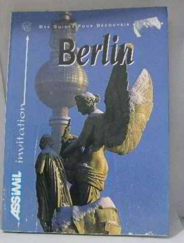 9782700502503: Berlin (Assimil invitation)