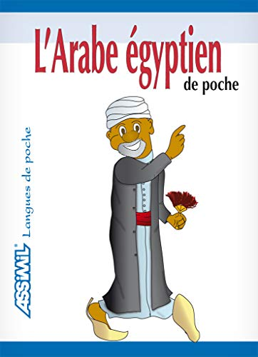 9782700502831: L'Arabe Égyptien ; Guide de conversation