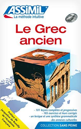 9782700503104: Le Grec ancien ; Livre