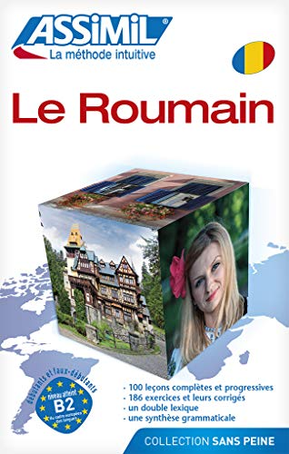 9782700503203: Assimil Le Roumain (Book for French speakers) (Romanian Edition)