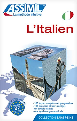 L'Italien (French Edition) (Italian Edition): Assimil Language Courses