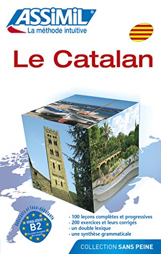 9782700503623: Assimil Le Catalan (Book only) Catalan for French Speakers (French Edition)