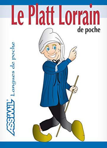 9782700503746: Le Platt Lorrain de Poche ; Guide de conversation