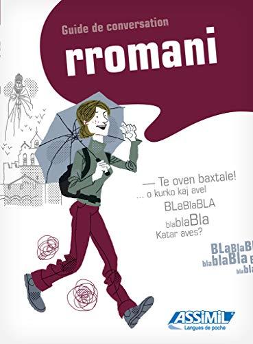 9782700503982: Guide Poche Rromani