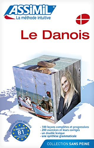 9782700504132: Le Danois sans peine livre [ Danish for French speakers book ] (Danish Edition)