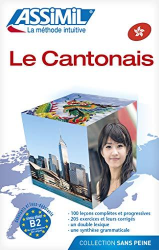 9782700504200: Assimil le cantonais sans peine livre [ Cantonese for French speakers ] (Cantonese Edition)