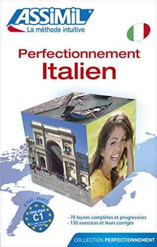 Assimil Perfectionnement de l'Italien (book only) -: Assimil Language Courses