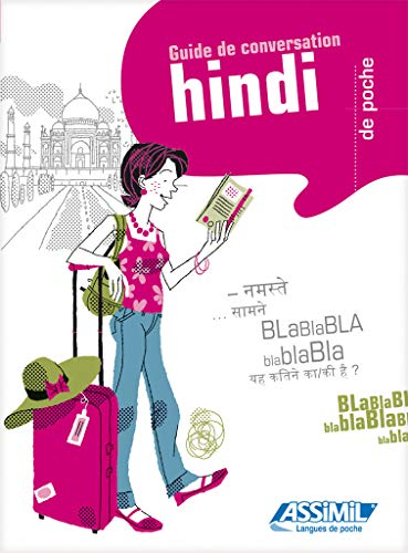 9782700504422: guide de conversation hindi - Hindi phrasebook for French speakers (Hindi Edition)
