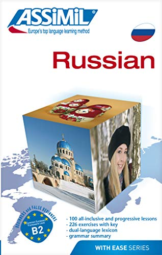 Assimi Learn RUSSIAN for English speakers (Book only/cd's sold separately) (Russian ...