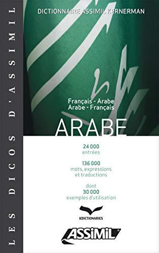 9782700504460: Arabe. Dizionario compatto bilingue francese-arabo e arabo-francese