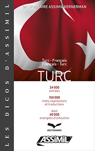 9782700504477: Assimil Dictionnaire Turc Francais Turc - French and Turkish dictionary (Turkish Edition)