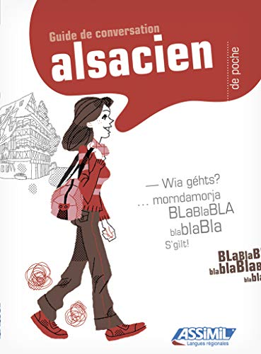 9782700504774: Guide de conversation Alsacien - Learn Alsacian for French speakers (German Edition)