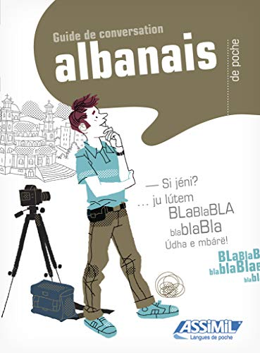 9782700504798: Guide Poche Albanais 2010 (French Edition) (Albanian Edition)