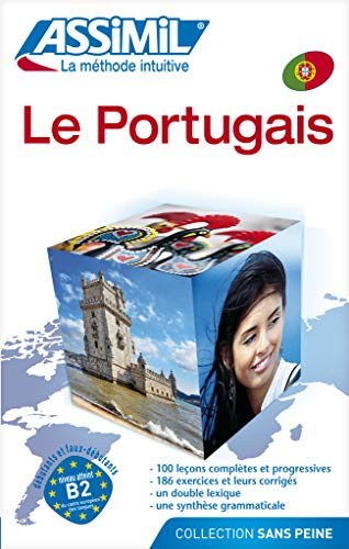 9782700504965: Assimil Le Portugais - learn Portuguese for French speakers (book only) (Portuguese Edition) (French Edition)