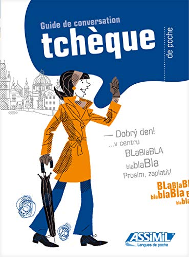 9782700505078: Guide de poche tcheque - Czech phrasebook for French speakers (Czech Edition)