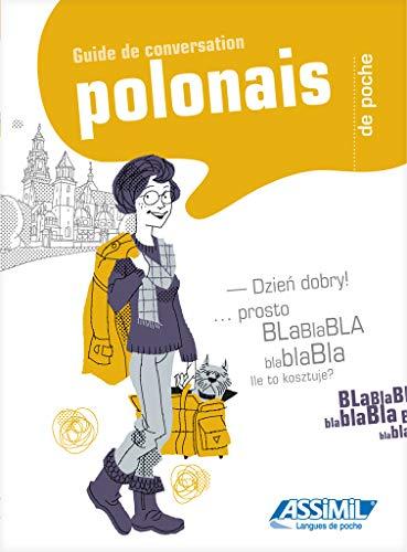 9782700505177: Guide de conversation polonais de poche - learn Polish for French speakers phrasebook (Polish Edition)